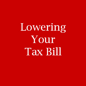 Lower Tax Bill