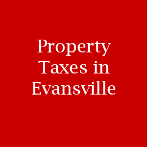 Property Taxes Evansville