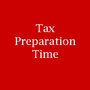 Tax Prep Time